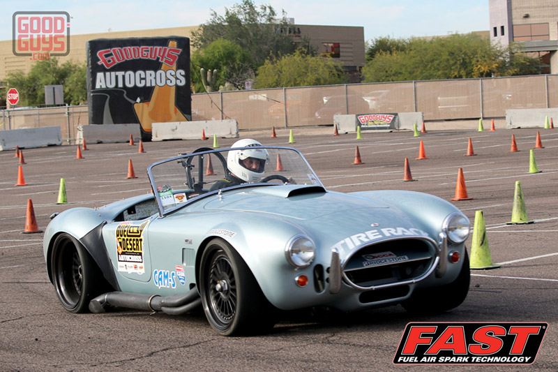 2018 AutoCrosser of the Year: Bruce Cambern's 1966 Shelby Cobra